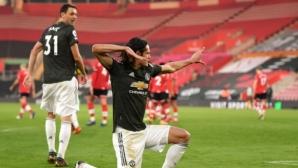 Солскяер: Кавани е готов да излезе срещу бившия си отбор
