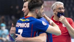 Тодор Скримов и Цветан Соколов сред отличниците на 11-ия кръг в Русия