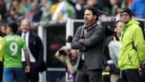 Американският футболен тим Торонто остана без старши треньор