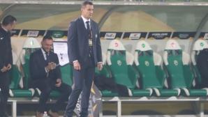 Генчев: Надяваме се най-после да постигнем победа (видео)