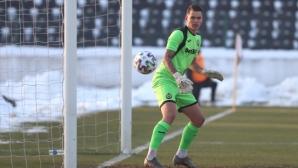 Новият голям талант на Славия изигра силен мач, след което демонстрира огромно самочувствие (видео)