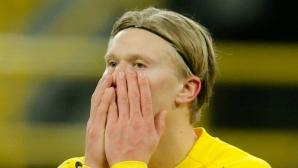 Удар за Борусия: Холанд е аут до края на годината