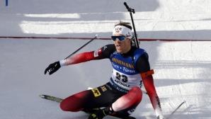 Тарей Бьо спечели спринта в Кантиолахти, двама българи в преследването