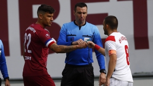 Контрола на Кариана и Септември пропадна заради заразен футболист