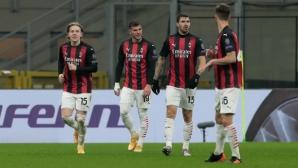 """Милан 3:2 Селтик, голово шоу на """"Сан Сиро"""" (гледайте на живо)"""