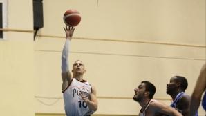 Академик (Пловдив) с четвърта победа в Балканската лига