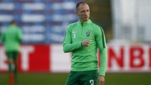 """Антон Недялков взе наградата """"Спортист на годината"""" в Разград"""