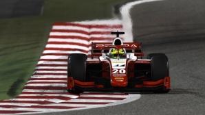 Шумахер едва 18-ти в квалификацията в Бахрейн, Цунода тръгва от пол-позишън