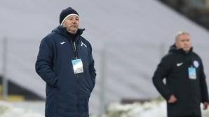 Стоянович: От чихуахуа няма как да направиш бултериер, всяка загуба е тежка