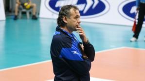 Виктор Карагьозов: Играхме под напрежение и с прекален респект