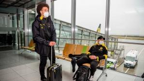 Сериозни проблеми за Борусия (Д) преди гостуването в Русия