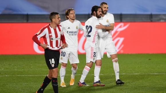 Реал Мадрид - Атлетик Билбао, съставите