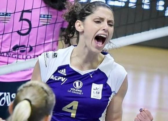 Ева Янева: Волейболът е моята любов и сила, характер!