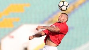 Левски (Лом) взе нападател с близо 180 гола
