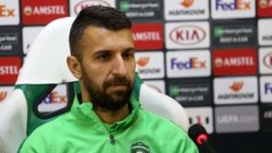 Дяков: Балканският манталитет пречи на чуждестранните треньори в Лудогорец