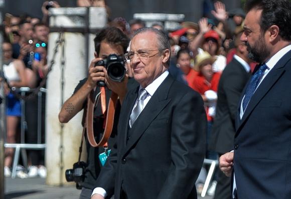 Реал Мадрид с рекордни приходи напук на COVID-19