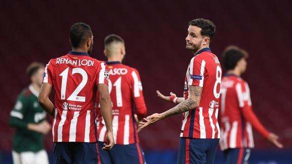Халф на Атлетико се надява да излезе от емоционална дупка след първия си гол