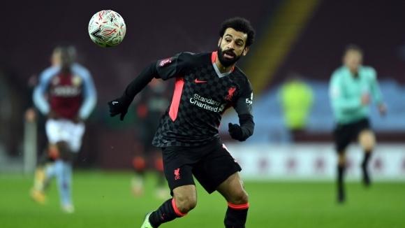 Фабиньо: Не виждам разлика при Салах, той е много щастлив в Ливърпул