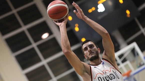 Втора загуба за Академик Пд в Балканската лига