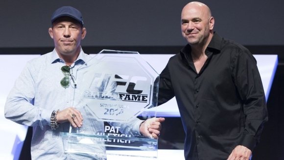 Легенда на UFC беше уволнен заради участие в щурма на Капитолия