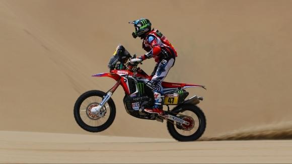 Кевин Бенавидес спечели Рали Дакар при мотоциклетистите