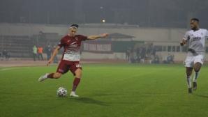 Страхил Попов се оплака от съдийството в мача с Бешикташ