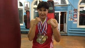 Руска боксьорка била вариант за националния