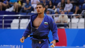 Ивайло Иванов спечели бронз на Мастърс турнира по джудо в Доха