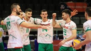България излиза за втора победа по пътя към Евро 2021