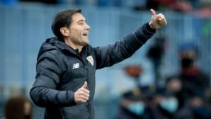 Марселино: С футболистите си паснахме от първия ден