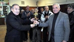 Иван Зафиров: Има предпоставки ЦСКА да завърши с поне един трофей тази година