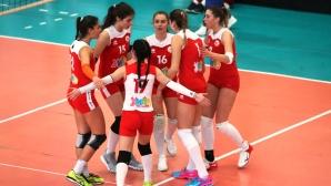 ЦСКА с експресна победа над Славия в женското първенство