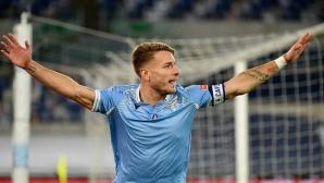 Лацио - Рома 2:0, гледайте тук!