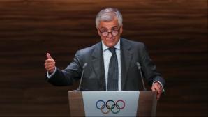 Самаранч-младши: Ще бъде катастрофа, ако Италия остане без знамето и химна си на ОИ