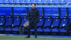 Бивш играч на Атлетико: Не е лесно да се работи с Диего Симеоне
