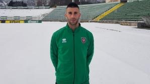 Ботев (Враца) представи нов футболист