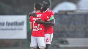 ЦСКА-София 1:0 Септември (Симитли) (видео)