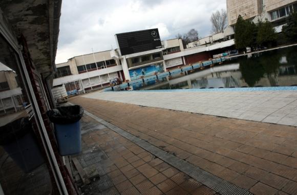 """Предлагат Столична община да стопанисва плувен комплекс """"Червено знаме"""""""