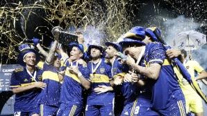 Бока Хуниорс спечели първата Купа Диего Марадона