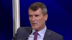 """Рой Кийн: Равенството на """"Анфийлд"""" е знак за прогрес, но Юнайтед има още работа"""