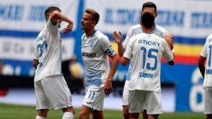 Антони Иванов ще играе под наем във Волунтари до края на сезона