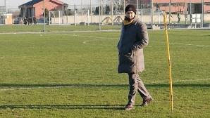 Зингаревич с нова визита на базата в Коматево (снимки)