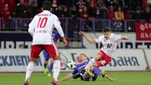 Мартин Смоленски остава в ЦСКА-София и през пролетта