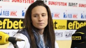 Световната шампионка Станилия Стаменова: По-скоро ще умра от глад, отколкото да се удавя