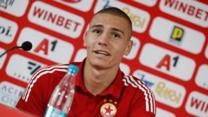 Валентин Антов е най-добрият защитник в България за 2020 година