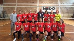 Локомотив с втора победа при жените