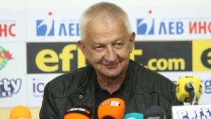 Крушарски: Колегите ми да си седнат на г*за и да не определят кой да играе в националния отбор!