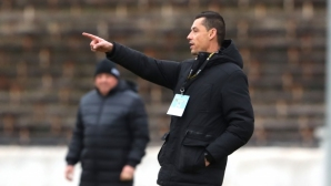 Томаш: Боруков засега няма да тренира с нас, има две оферти за него