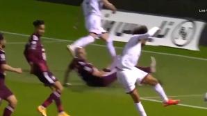 Португалец сътвори един от най-красивите голове от началото на 2021 година (видео)