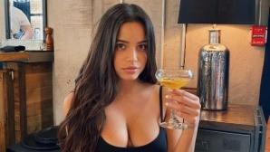 Неймар хлътна по секси певица (снимки)